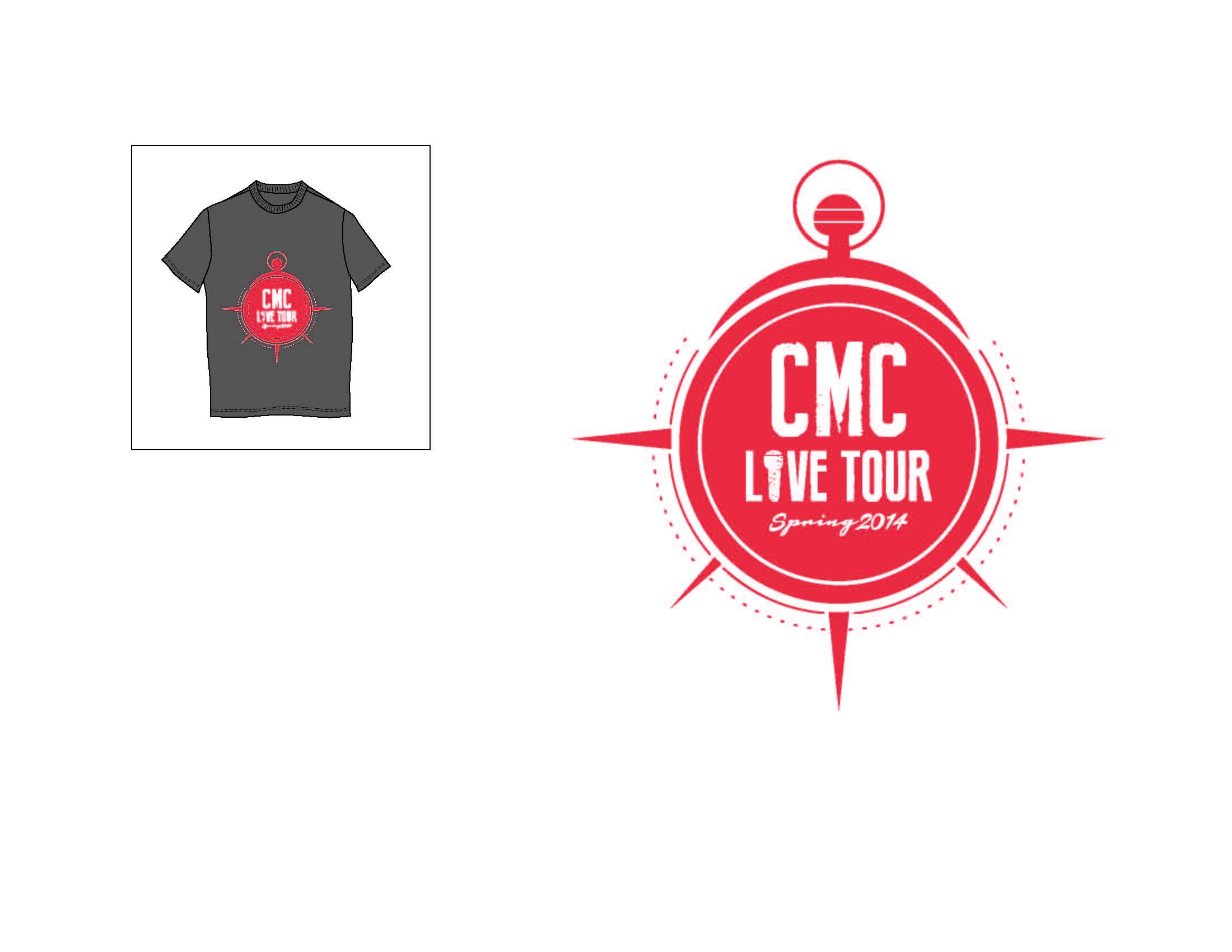 Tour T-Shirt 1
