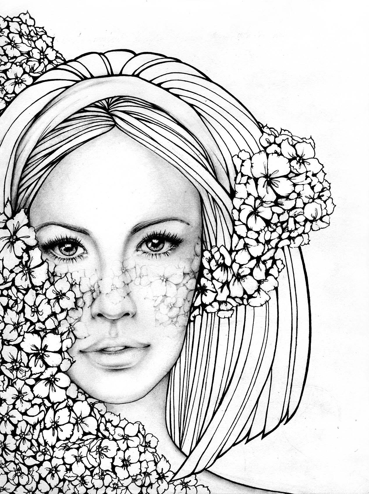 Una Llovizna de Minúsculas flores, 2014.