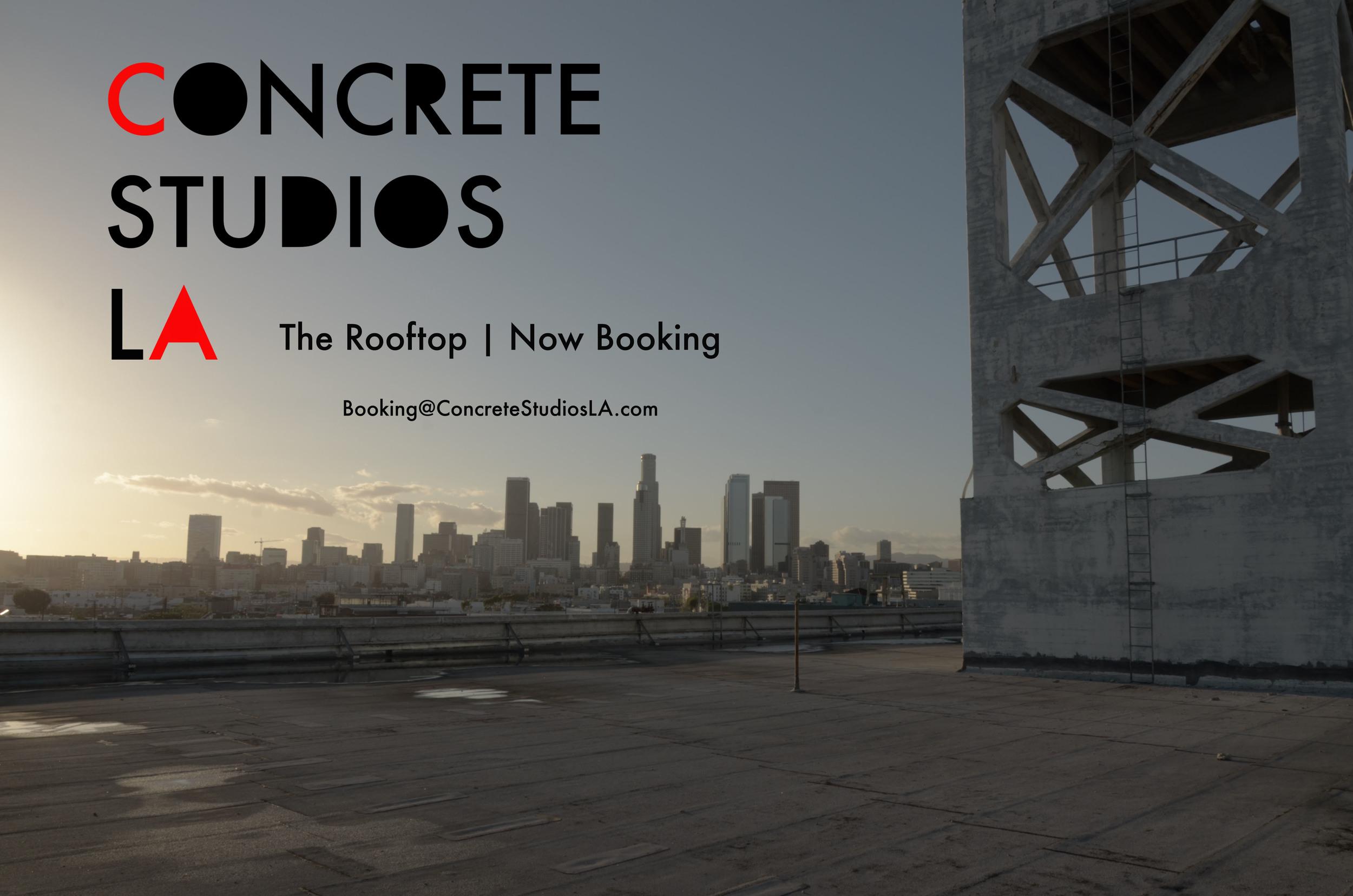 Concrete Studios The Rooftop