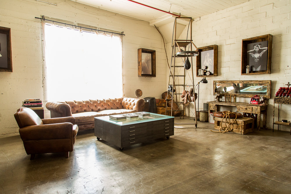 photography studio in LA