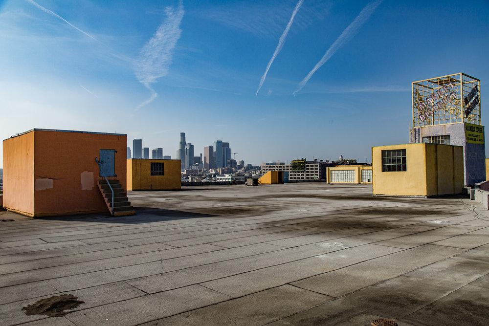 rooftop studio los angles