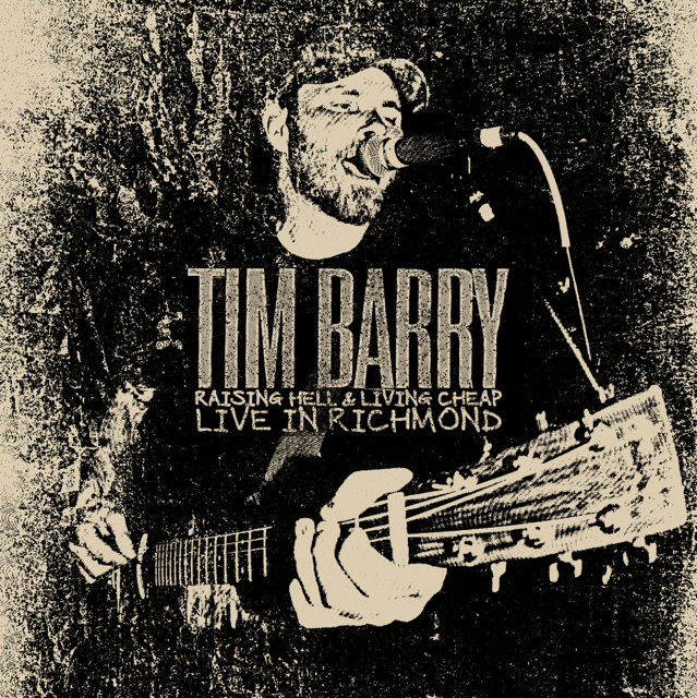 Tim Barry Live Album