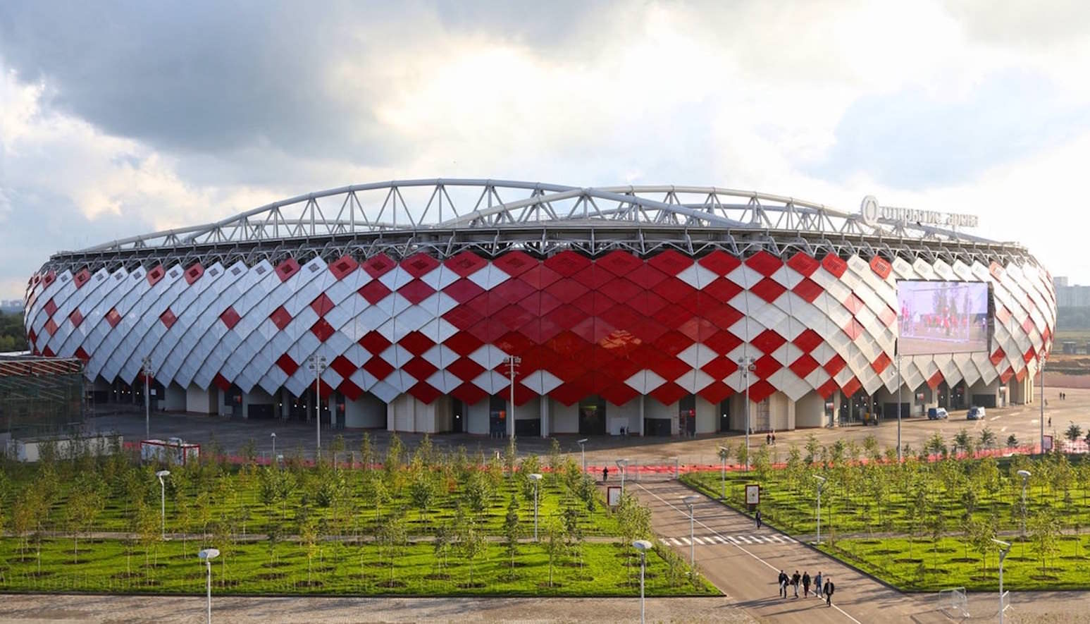 Spartak Arena, 42000 seats