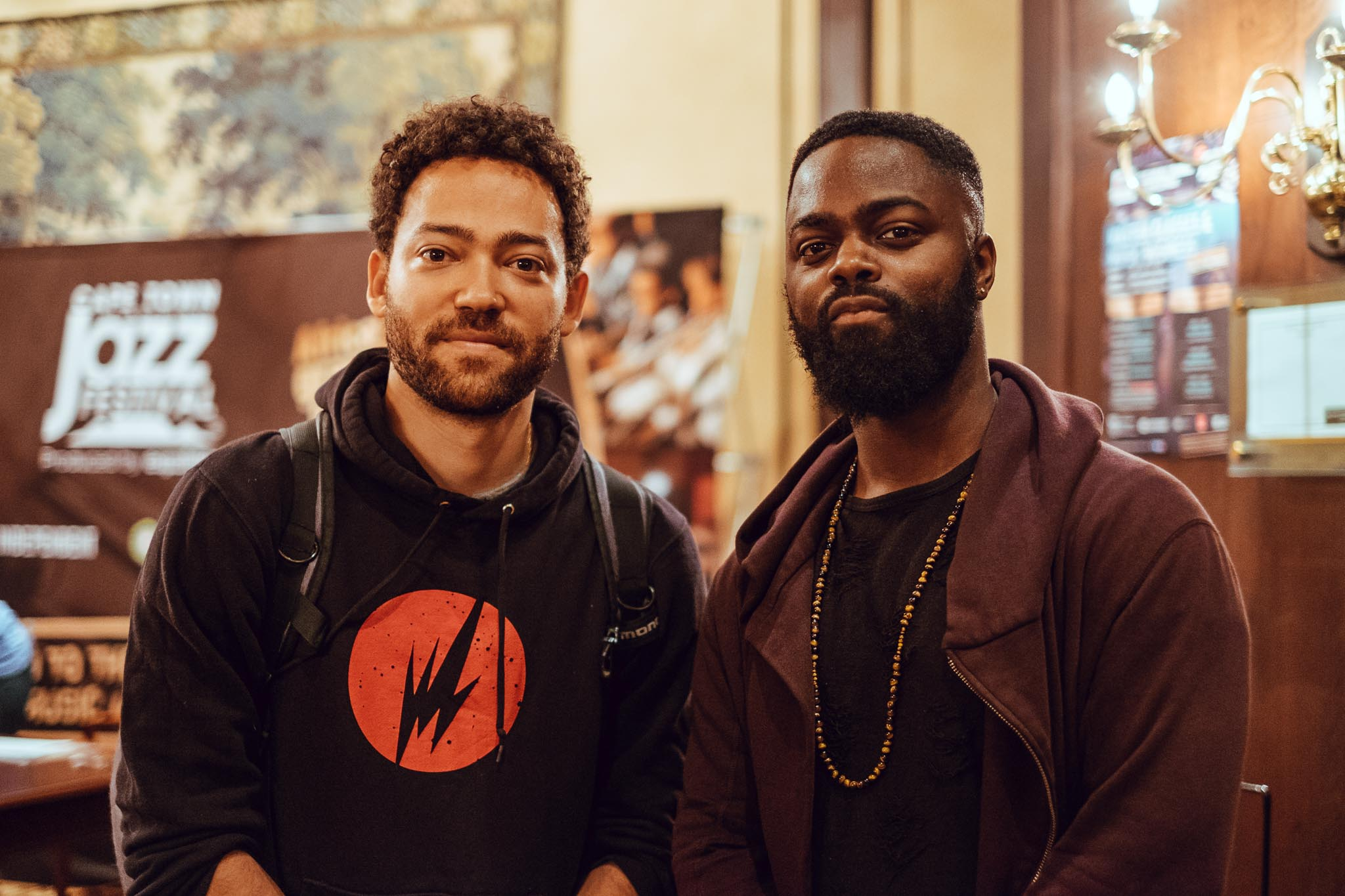 Taylor McFerrin and Marcus Gilmore