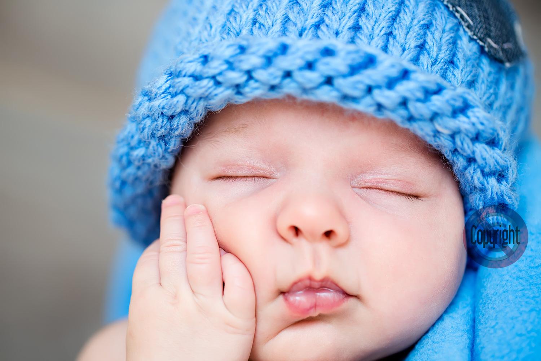 portrait de bébé - Angers
