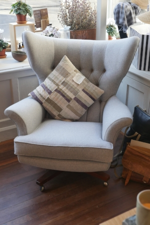 The wonderful Blofeld chair - truly the most comfortable rocking chair around