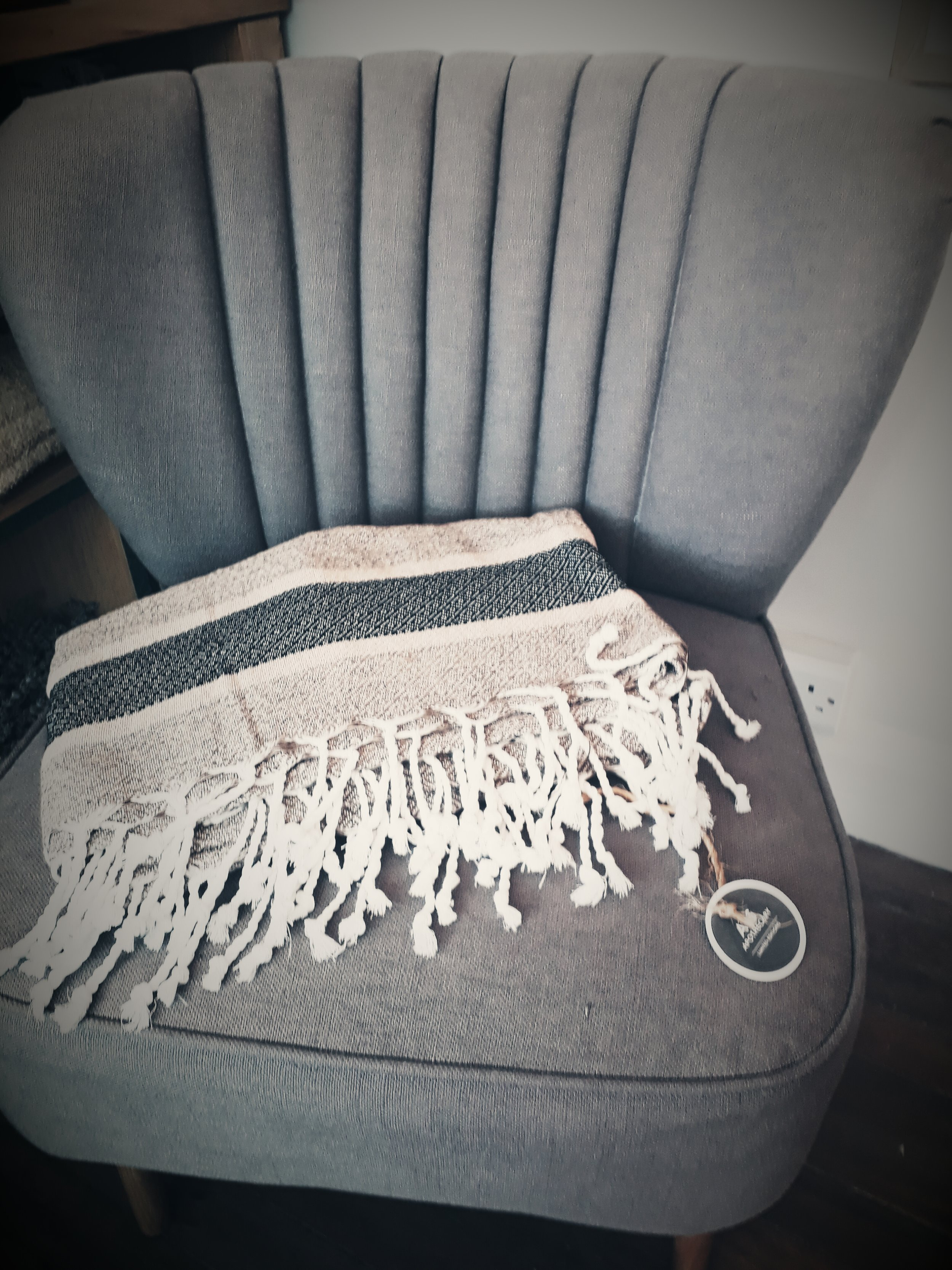 real wool, traditionally woven cypriot blanket.jpg