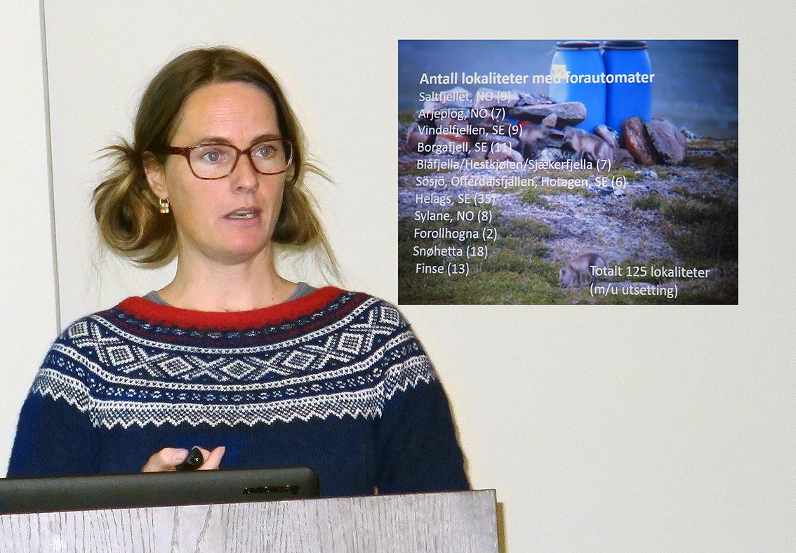 Nina Eide. Last ned foredraget til Annika Hofgaard. Last ned foredraget til Nina Eide (pdf). Foto: A. Nyaas