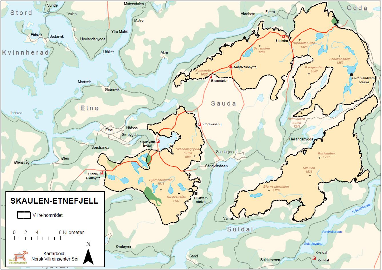 Skaulen-Etnefjell kart.PNG