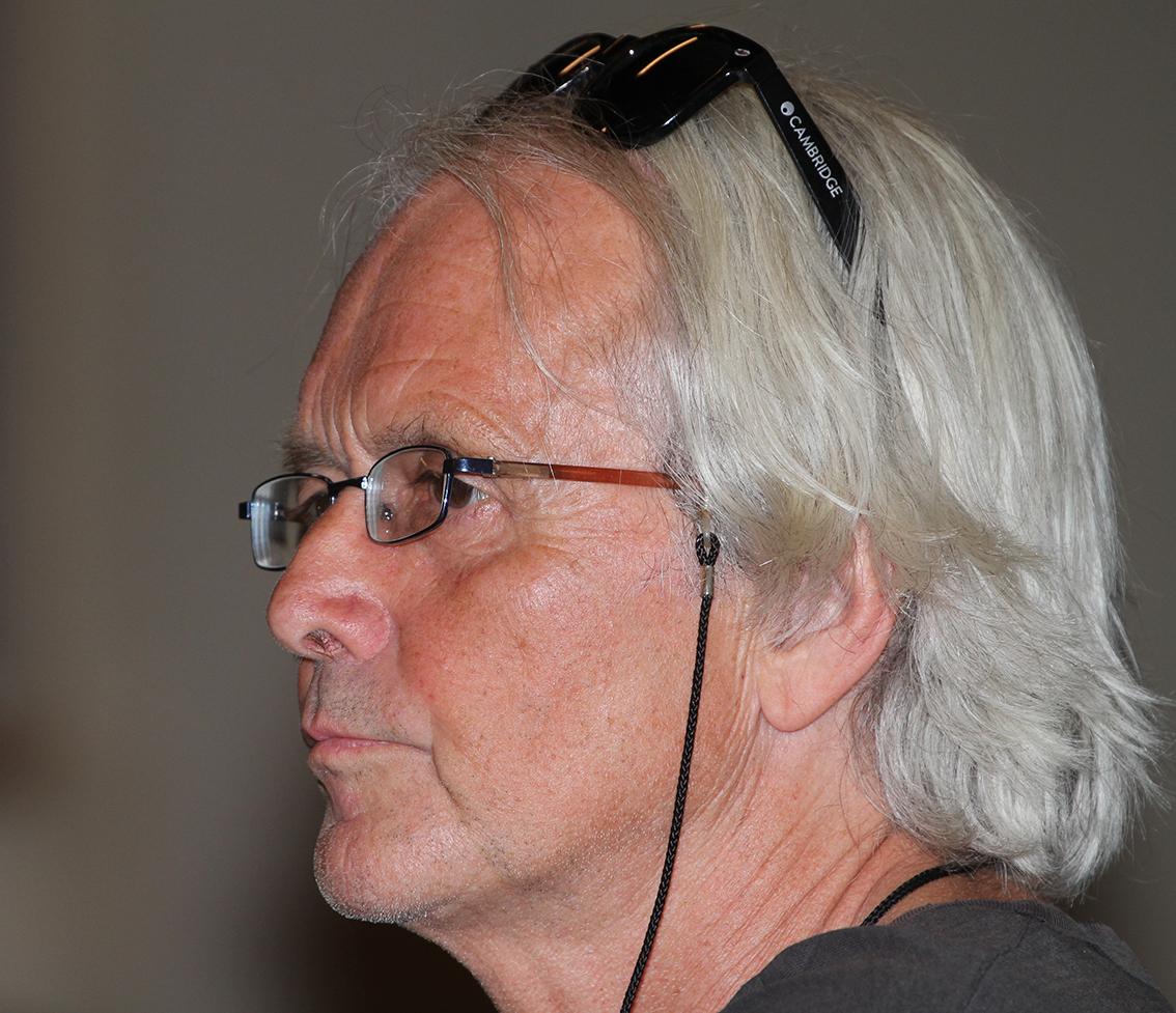 Kjell Handeland, Veterinærinstituttet. Foto: A. Nyaas