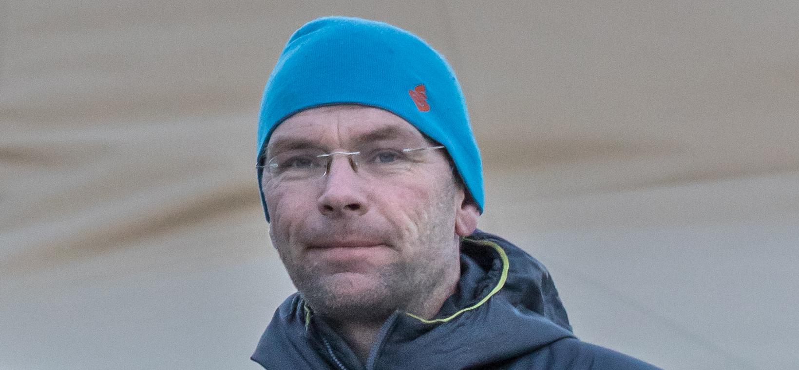 Asgrim Opdal, leiar av Filefjell Reinlag, er ein av tre namngjevne personar i reinlaget som har fått løyve til å avlive villrein i Nordfjella. Foto: Kjell Bitustøyl.