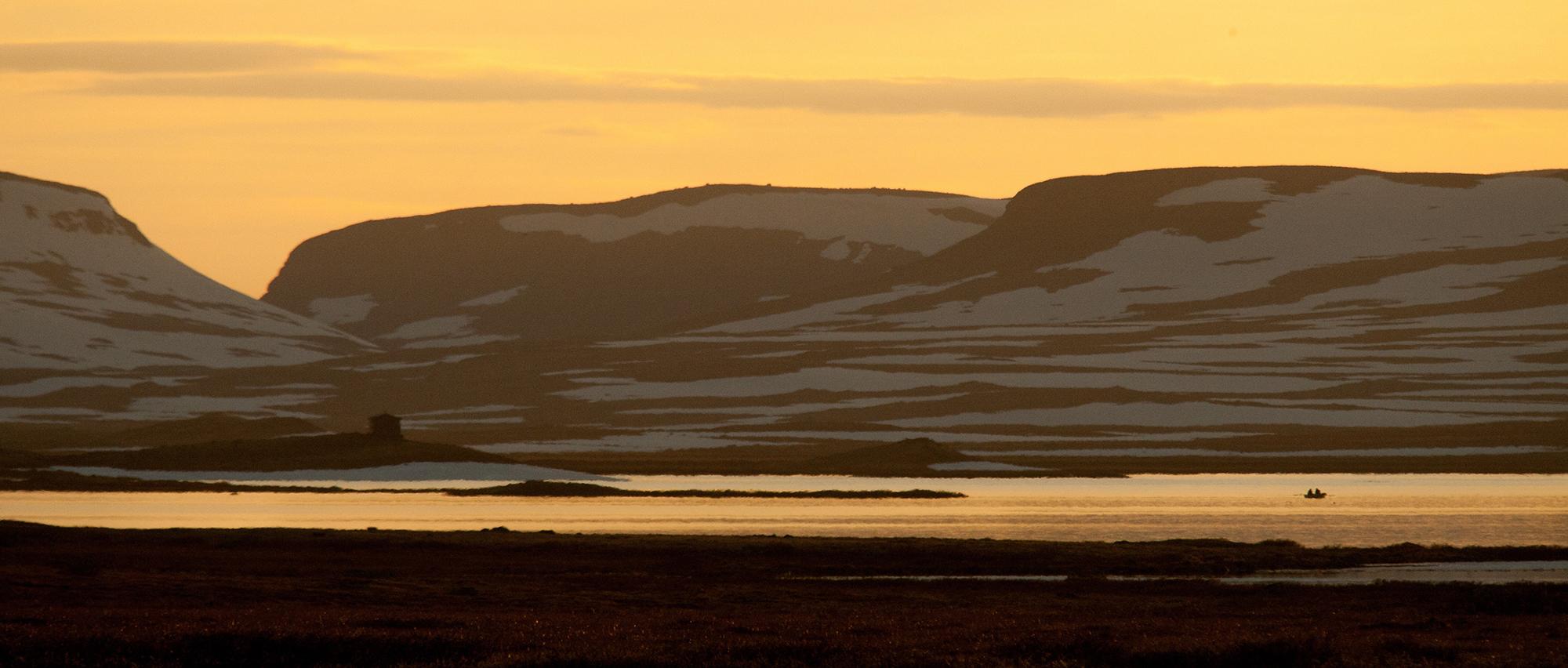 Fellesmøte for forvaltninga på Hardangervidda er ein årleg tradisjon. I år er det lagd til Finse. Illustrasjonsfoto: Kjell Bitustøyl