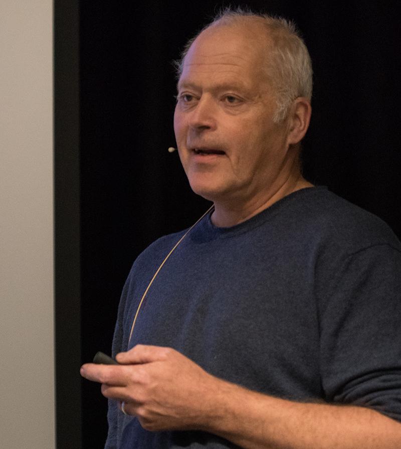 Olav Strand. Foto: Kjell Bitustøyl