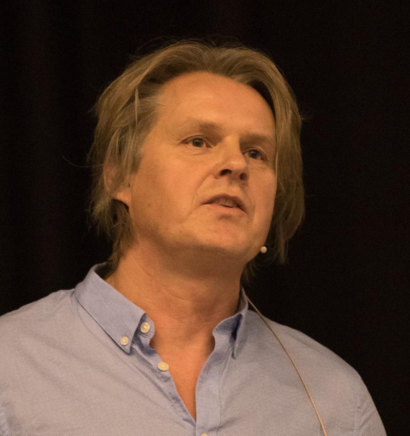Vegard Gundersen. Foto: Kjell Bitustøyl