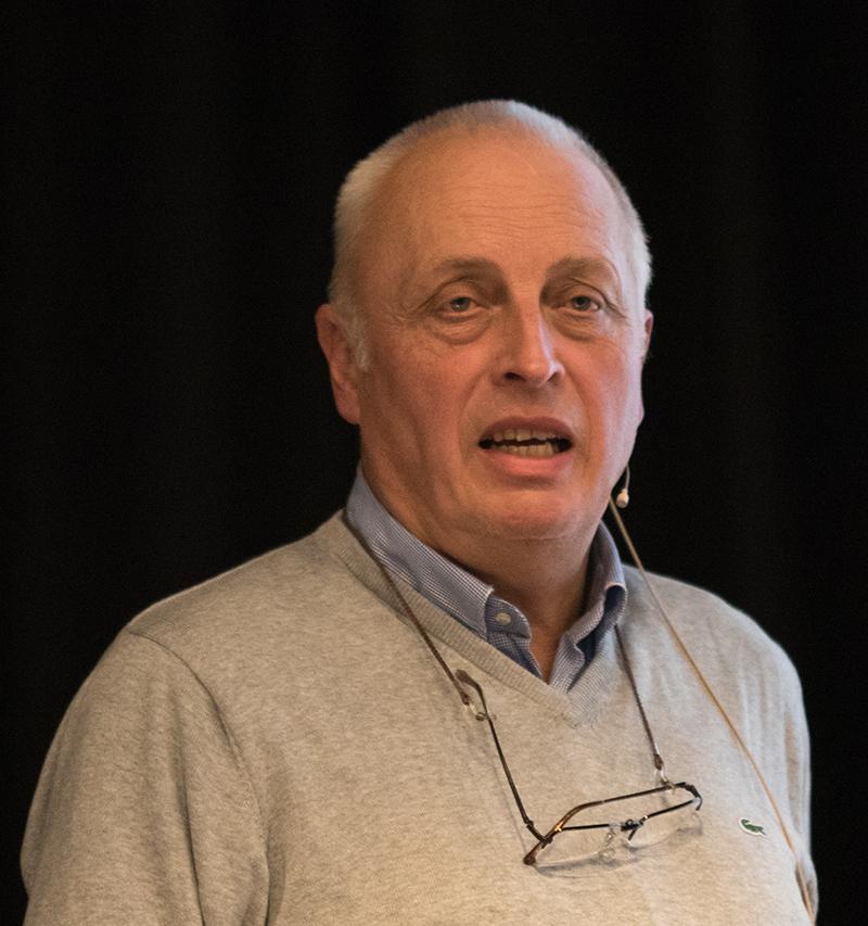 Per Helge Sekse. Foto: Kjell Bitustøyl