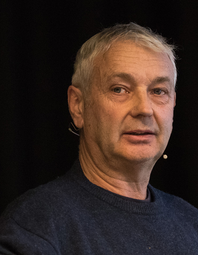 Ralph Johannesen. Foto: Kjell Bitustøyl