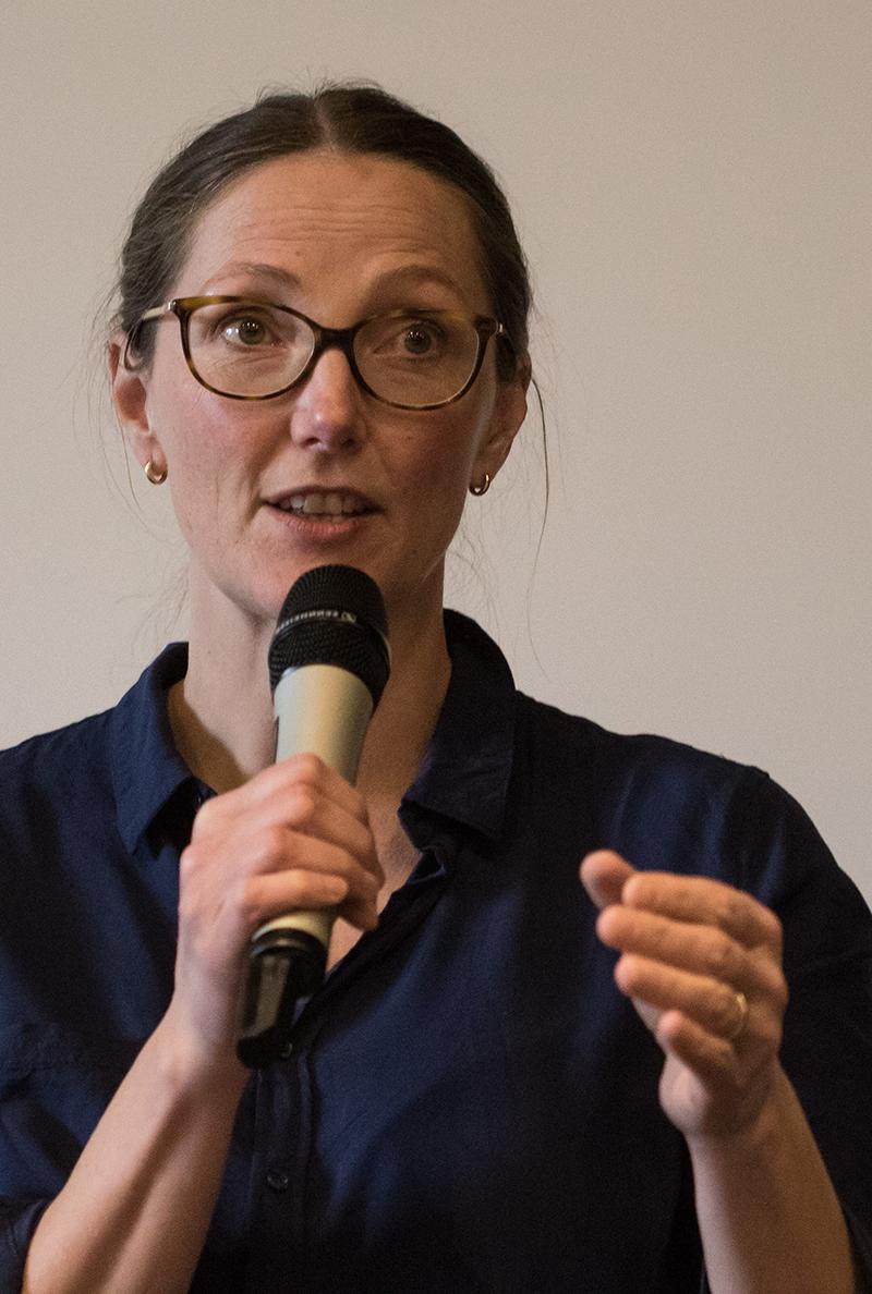Marianne Singsaas. Foto: Kjell Bitustøyl