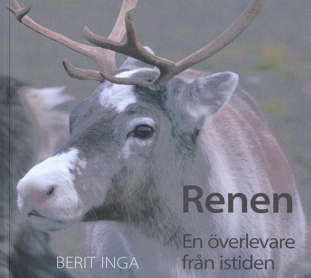 """Bokomslaget til """"Renen – en överlevare från istiden"""""""