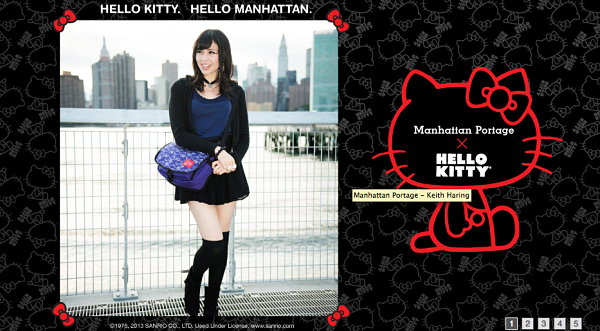 Hello Kitty anyone?