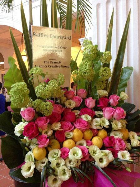 Flowers for Opening of Raffles Courtyard_opt.jpg