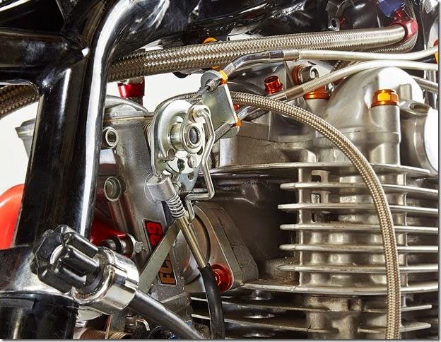 volts mechanix motorcycle