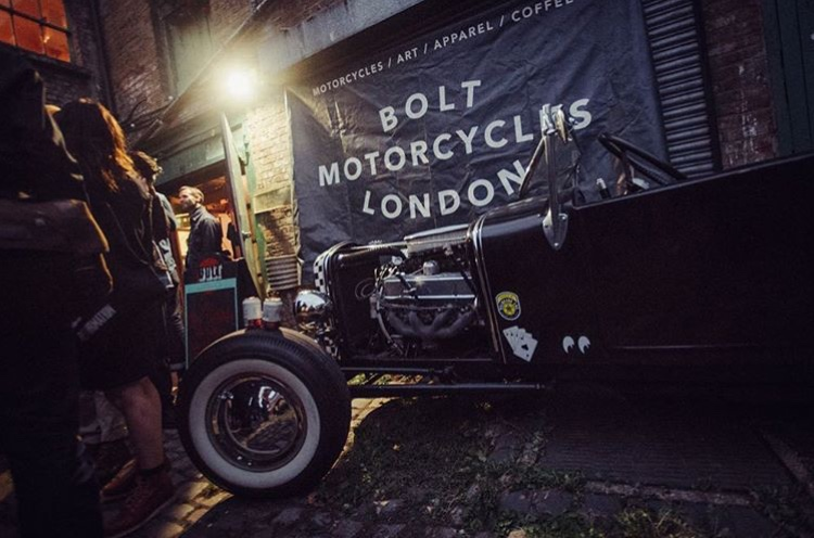 hot rod bolt motorcycles london
