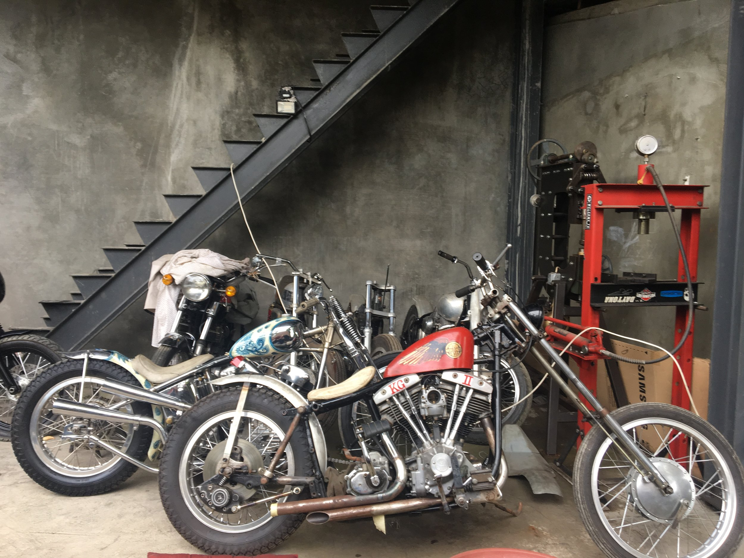 Kedux Garage Bali