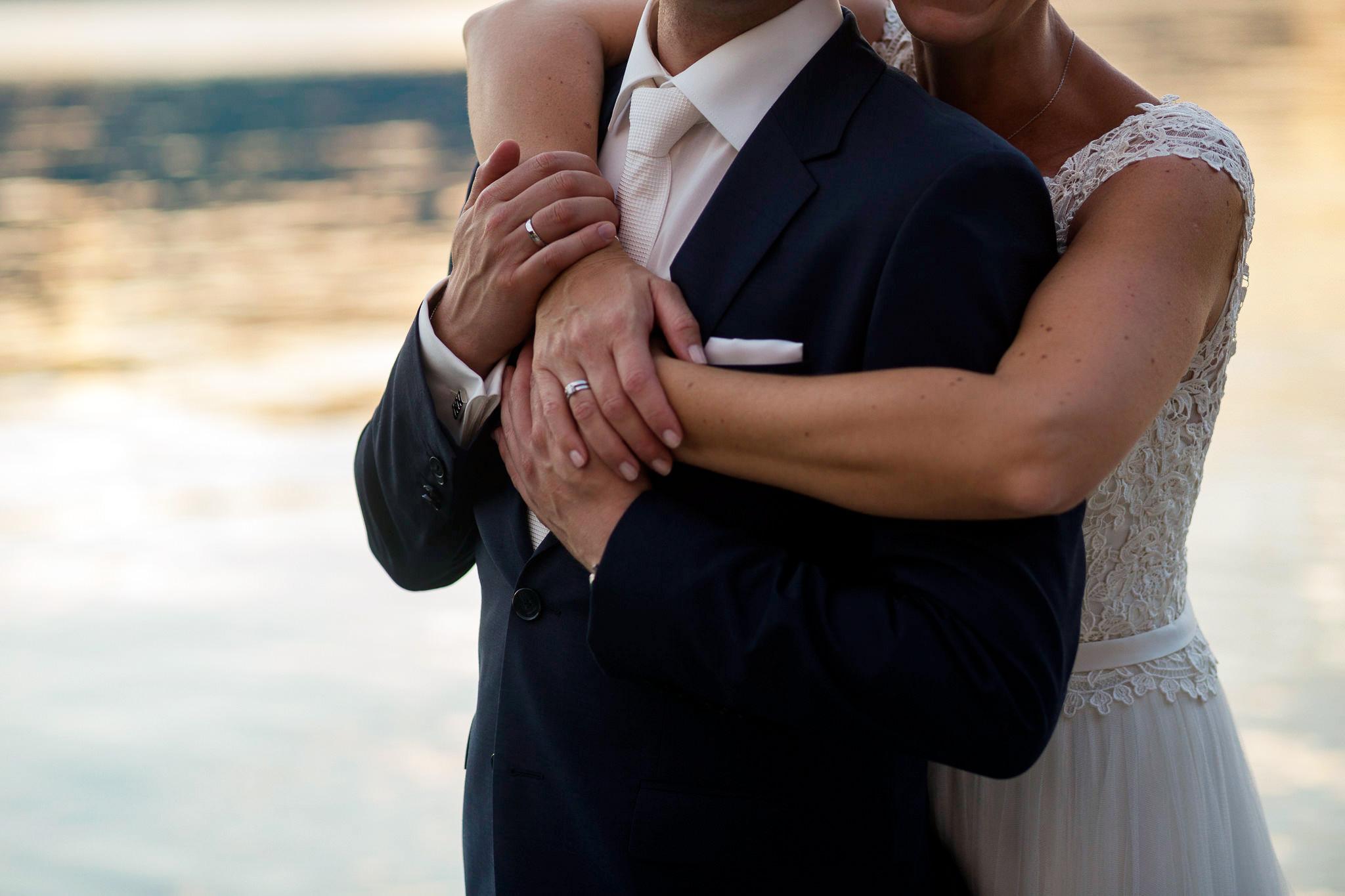 Brautpaar Hochzeit Steinbach Forstamt