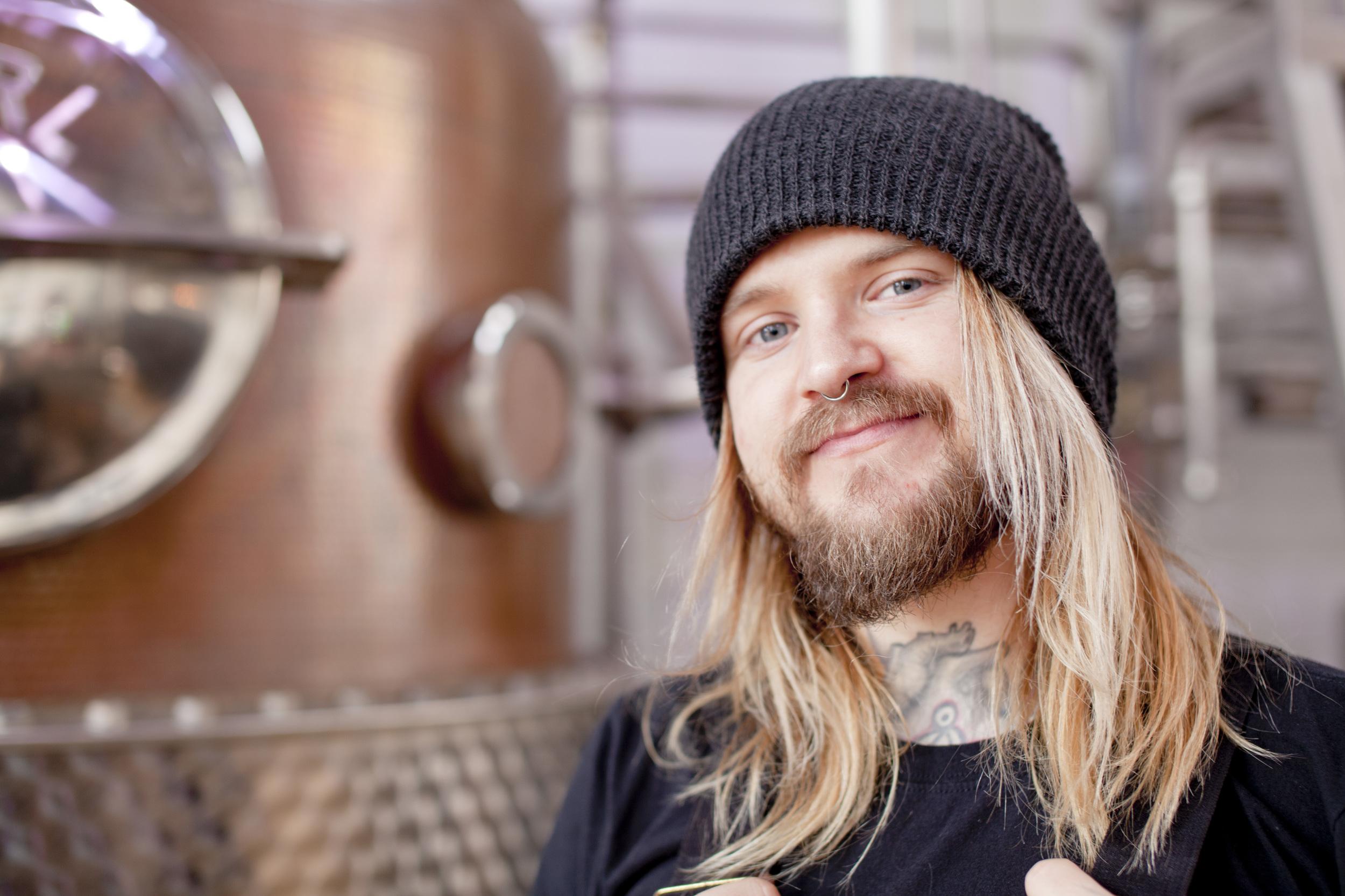 Vince Oleson - Head Distiller