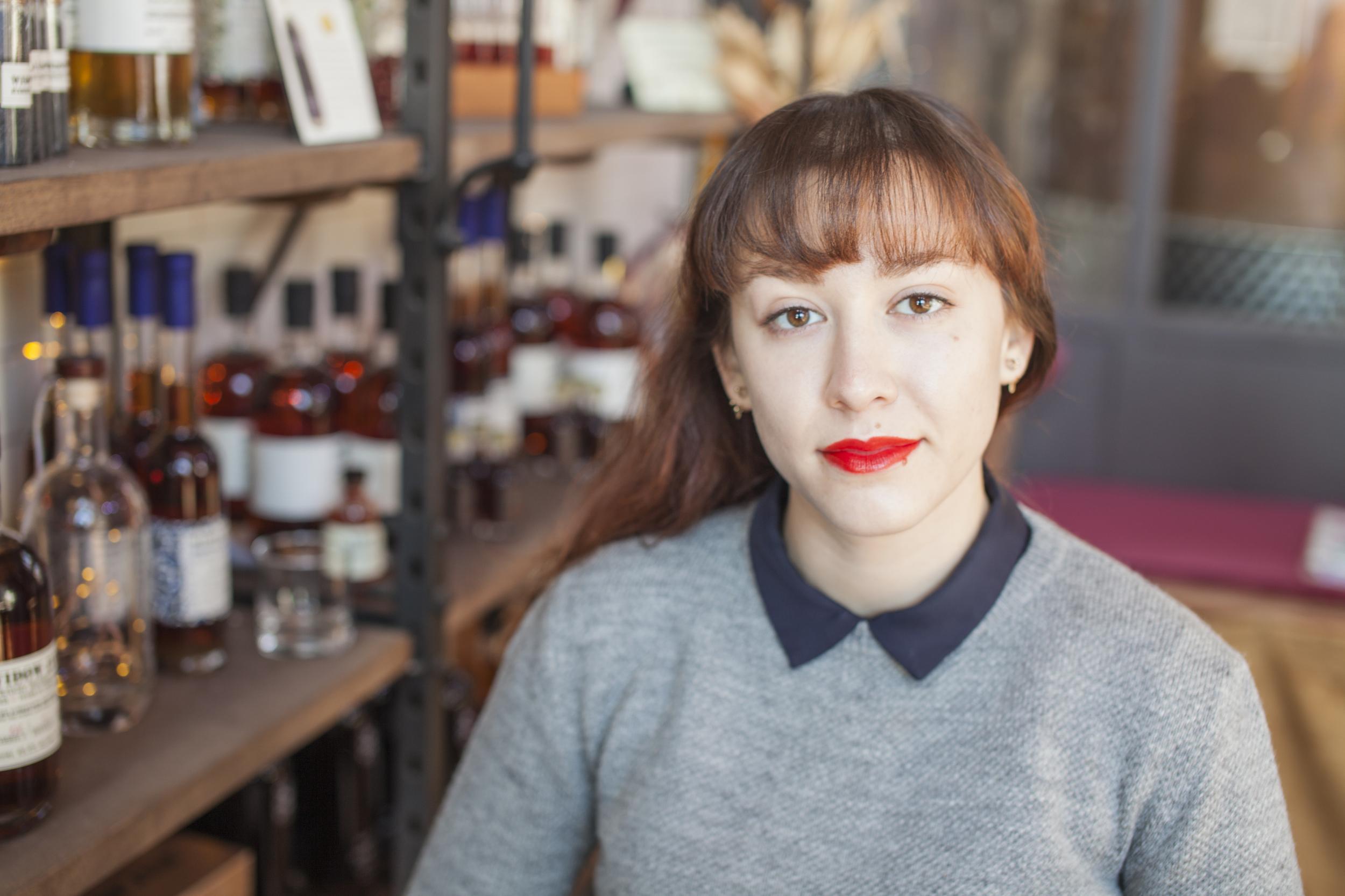 Sienna Jevremov - Retail Associate