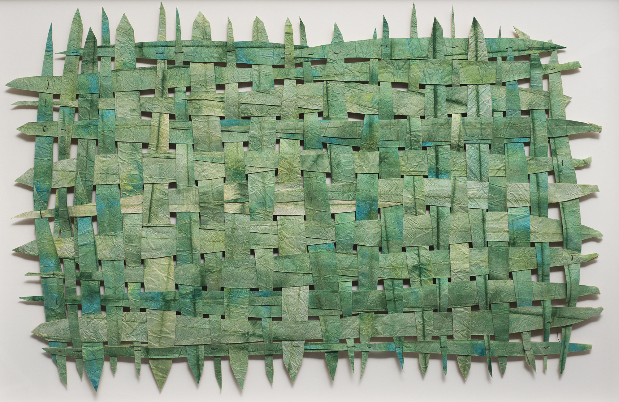 Reed Weaving