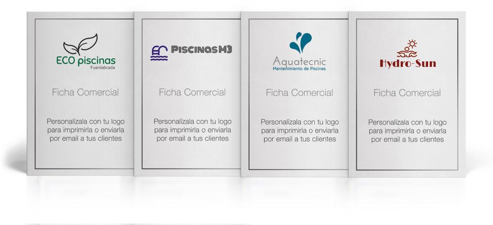 Envíanos tu logotipo a info@omniapools y te personalizaremos las fichas que quieras con el logotipo de tu empresa