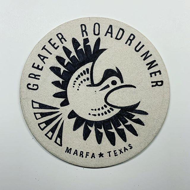 #Roadrunner #marfatexas #inktober2019 #inktober