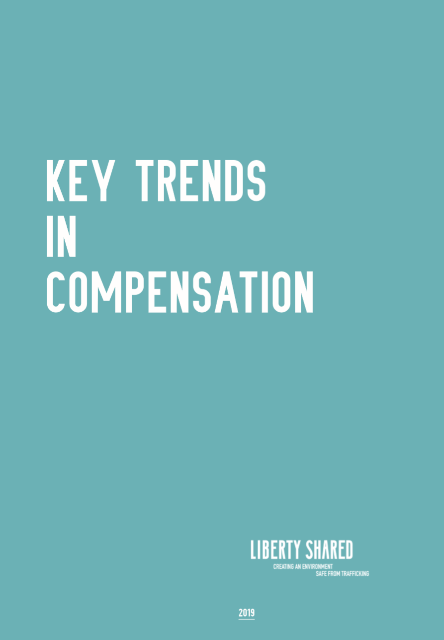 While most countries have laws in place to provide financial compensation for victims of crime, in practice these frameworks often fall short in their ability to guarantee human trafficking victims' right to compensation and many victims seeking compensation face the challenge of burdensome eligibility requirements.The report offers recommendations for how jurisdictions can best address these issues to ensure access to compensation. - By: Liberty Shared and Clifford Chance