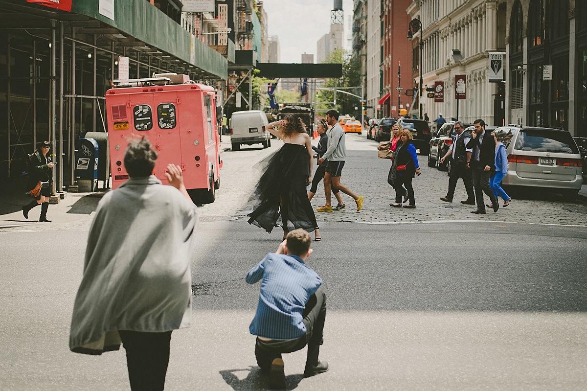 Photo shoot NYC