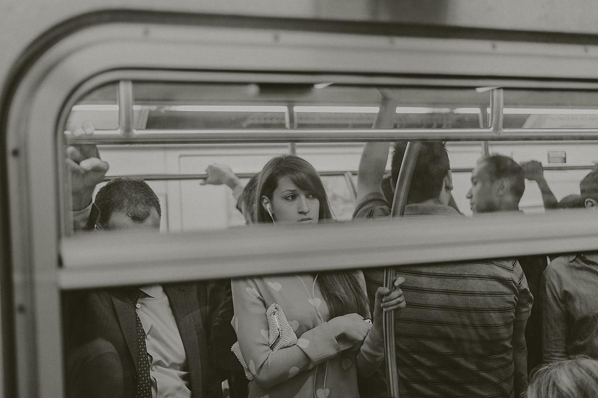 Tunnelbana New York