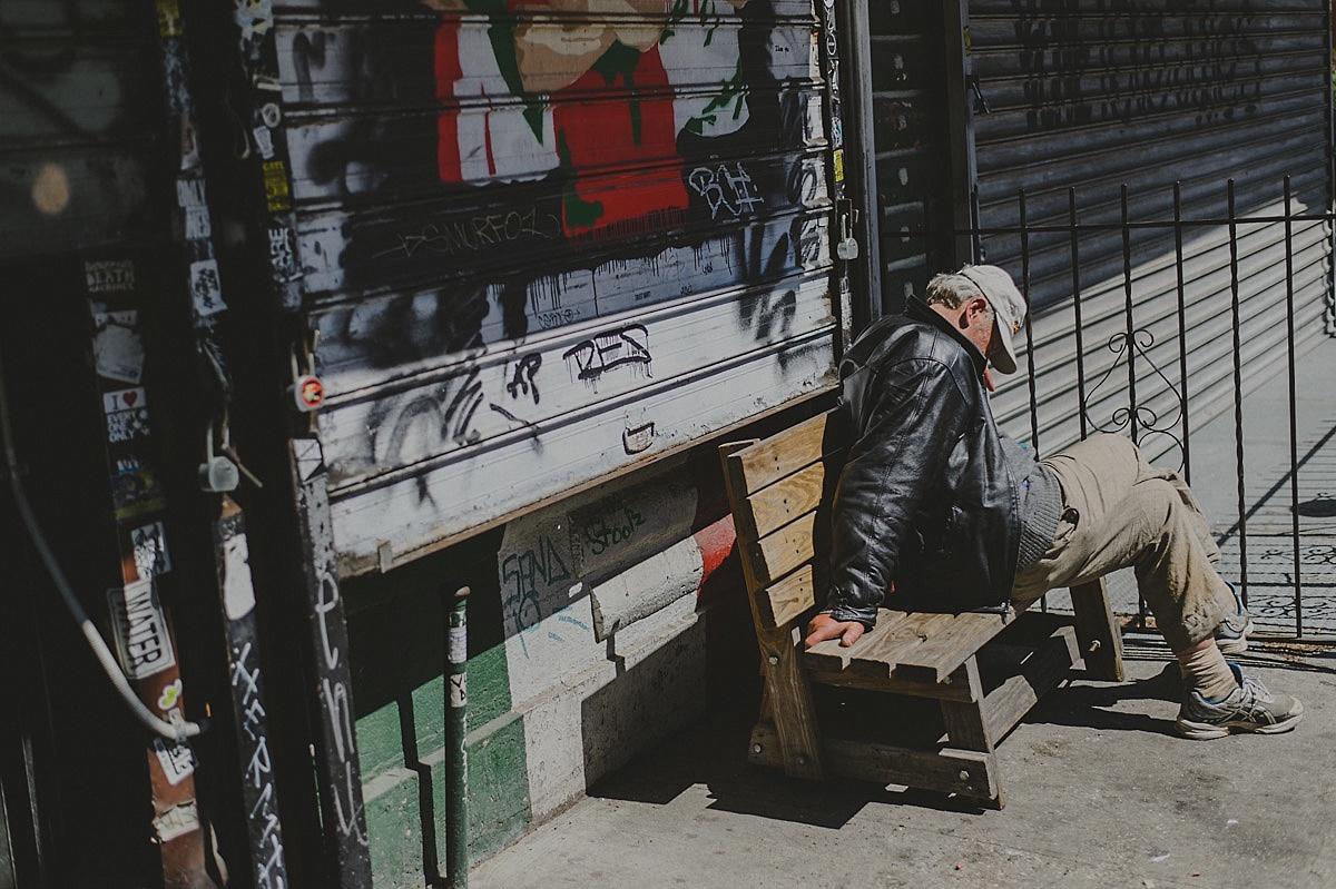 Williamsburg Street photography