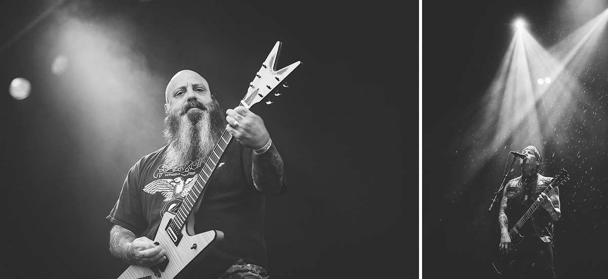 Crowbar, Queensryche
