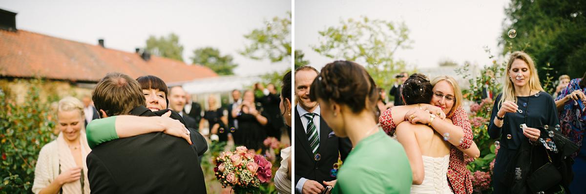 Gäster Linneaträdgården
