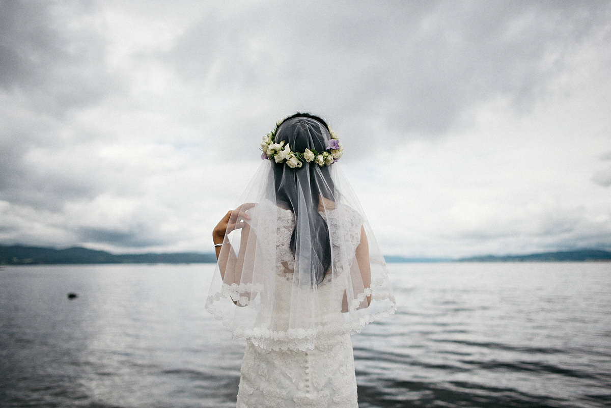 Trondheim wedding photography
