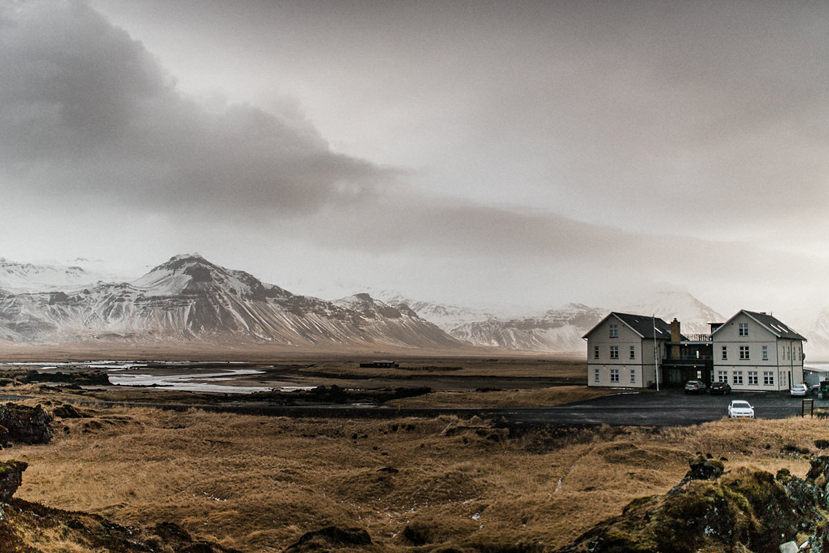 Hotel Budir,Snæfellsnes