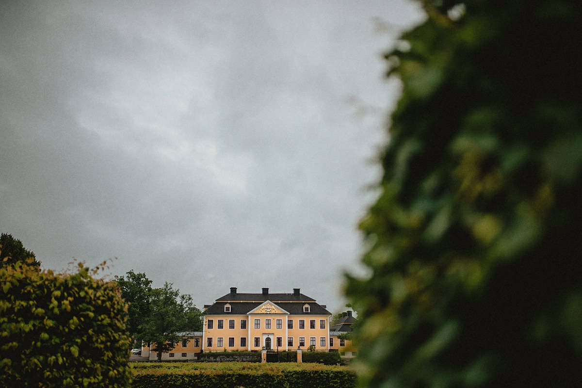 Lovstabruk Mansion in Tierp, Sweden