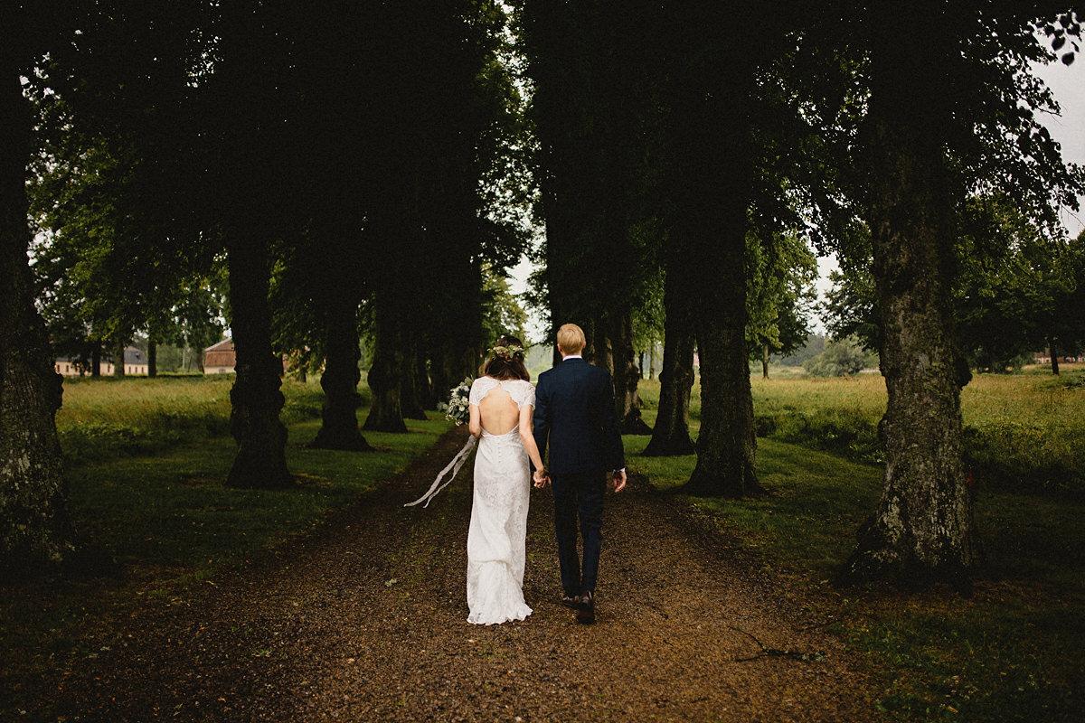 Wedding photography Tierp
