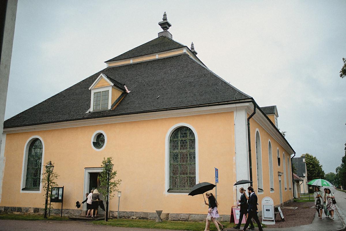 Ceremony location Lovtsabruk