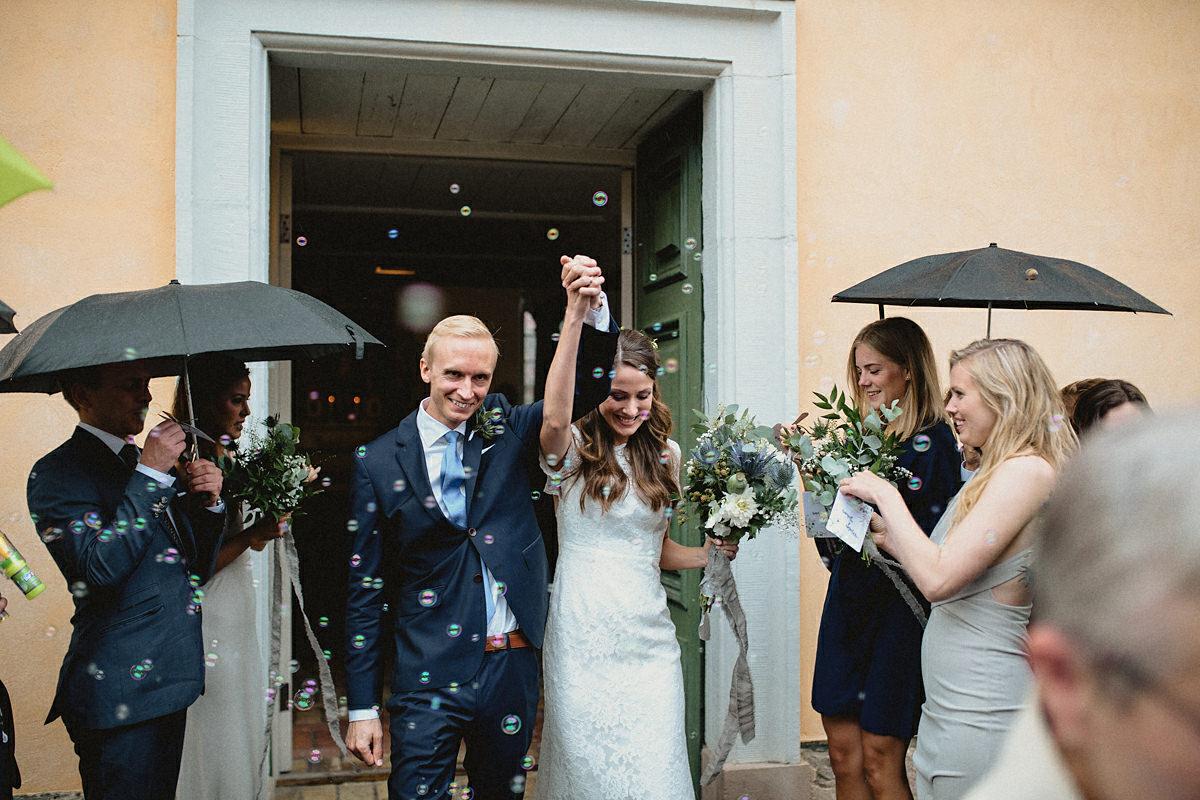 Lovstabruk wedding