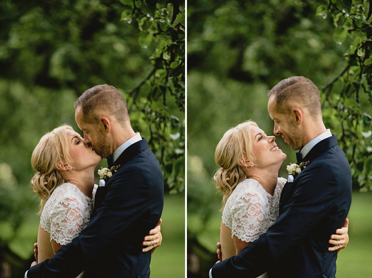 Wedding portraits Sweden