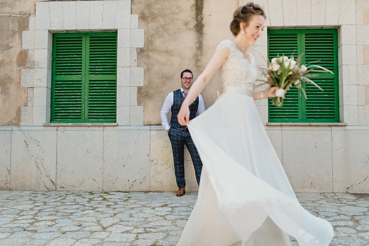 Wedding portraits Valldemossa