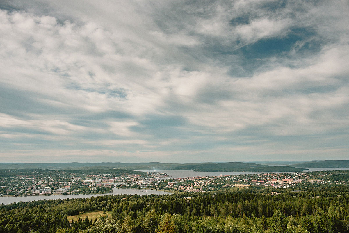 View of Harnosand