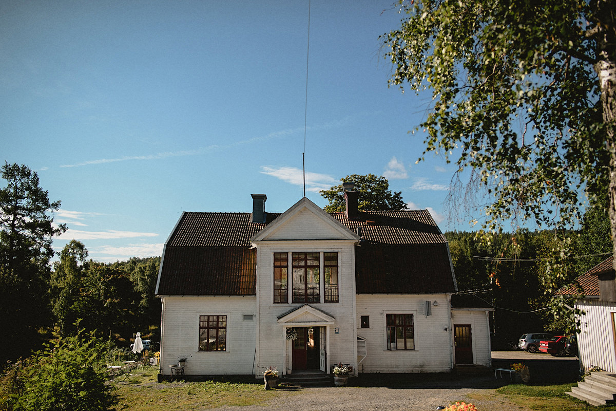 Sågverket Härnösand exterior