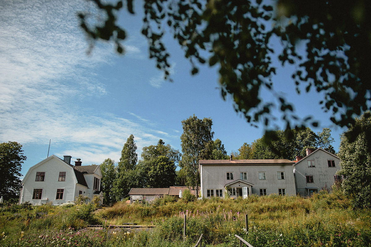 Chic hotel for a wedding Sweden